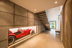 Ravishingly Rustic Forest Hideaway With A Track Car Centre