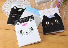 Caderneta de gatinho