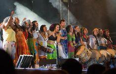 ACONTECE: Grupo As Calungas no palco do Fest Verão 2018