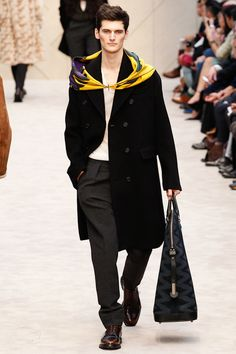 Burberry Prorsum Fall-Winter 2014 Men's Collection
