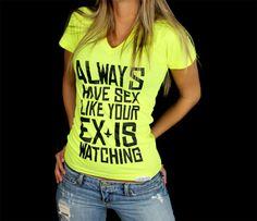 Ex Sex T-Shirt