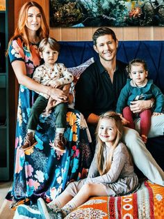 What if the Ackles' family had triplets? What if that extra child had autism? And what if you were their Nanny while Jensen was away? Well, find out in this original story idea I've been mulling over for ages. Jensen Ackles Family, Jensen Ackles Jared Padalecki, Jared And Jensen, Dean Winchester, Winchester Brothers, Familia Winchester, Daneel Ackles, Supernatural Jensen, Supernatural Background