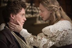 Eddie Redmayne stars as Marius and Amanda Seyfried stars as Cosette in Universal Pictures' Les Miserables - Movie still no 52 Les Miserables Marius, Les Miserables Movie, Les Miserables 2012, Eddie Redmayne Les Miserables, Jean Valjean, Amanda Seyfried, Sound Of Music, 2012 Movie, Movie Tv