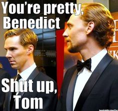Cheekbone alert - HiddlesBatch