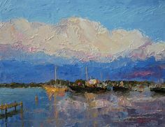 Oleg Trofimov, 1962 ~ Russian Impressionist painter | Tutt'Art@ | Pittura • Scultura • Poesia • Musica
