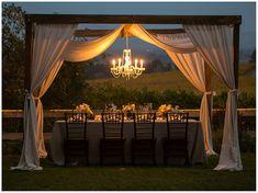 Wedding Inspiration: Elegant and Modern Wedding Design - Vine Hill House