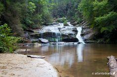 Hiking Panther Creek: One of Georgia's Most Beautiful Waterfalls | Atlanta Trails