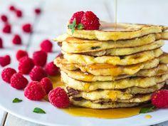 Pancakes paleo bez glutenu, zbóż i cukru. - paleolife