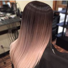 150 amazingly popular hairstyles and haircuts this spring page 01 150 amazingly popular hairstyles a Hair Color Balayage, Hair Highlights, Ombre Hair, Pink Hair, Haircolor, Hair Color 2018, Hair Color And Cut, Cabelo Rose Gold, Baliage Hair