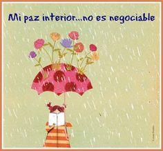 〽️ Mi paz interior...no es negociable... Más