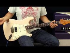 Back In Black by AC/DC - Guitar Lesson - How To Play - EASY - YouTube
