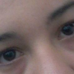 #desafioprimeira parte do corpo #olhos #blog #bymyself #blogbymyself