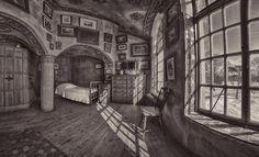 Castle Bedroom  (Fonthill Castle)