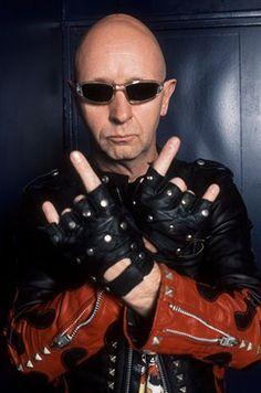 Cheryl Rixon Rob Halford Judas Priest | Figures...
