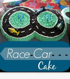 Easy Race Car Birthday Cakes Car Cakes Recipes To Cook - Easy car birthday cake