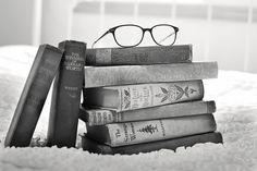 Pilha De Livros, Livros Do Vintage, Livro, Livros