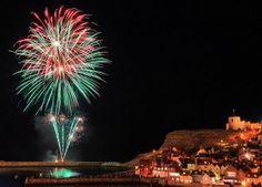 Whitby Regatta Fireworks