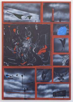 Shane Cotton - Loci, 2011 Abstract Sculpture, Wood Sculpture, Bronze Sculpture, Composition Art, Nz Art, Maori Art, School Art Projects, Andreas, Artist Painting