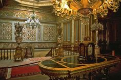 Topkapi Palace Museum • one of 'Istanbul's 10 most romantic spots'