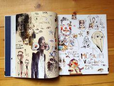Mit seinem Skizzenbuch Hamburg begeistert Felix Scheinberger von der ersten Seite und dem ersten Strich an, denn seine charmanten und lebendigen Skizzen dokumentieren nicht nur sein Profi-Know-How, sondern führen auch höchst unterhaltsam durch die Hansestadt Hamburg und verraten viel über die Lebendigkeit und das besondere Flair dieser Stadt. Der bekannte Illustrator hat sich mit seinem [...]