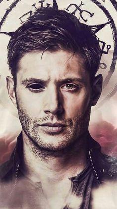 Supernatural Demon Dean, Supernatural Wallpaper, Supernatural Quotes, Supernatural Tv Show, Winchester Brothers, Dean Winchester, Angel Shots, Dramas, Bobby Singer