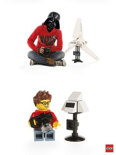 """LEGO with me"""