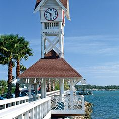 Anna Maria Island, Florida - Rod and Reel Pier (omelet breakfast), Ginny's, Jane E's, Old IGA, Beach Bistro