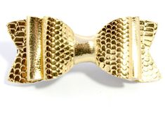 Excited to share the latest addition to my #etsy shop: Gold Snakeskin Bow. Fancy Dog Hair Accessories to Wear in a Topknot https://etsy.me/2GRoqWI #pets #gold #goldsnakeskin #snakeshinbow #fancydoghairbow #doghairbow #hairbow #dogbow #goldbow