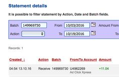 ACX is the MOST POWERFUL & SIMPLEST PROGRAM ONLINE! New 30/70 Rule GUARANTEES... Here is my Withdrawal Proof from AdClickXpress. I get paid daily and I can withdraw daily. Online income is possible with ACX, who is definitely paying - no scam here.I WORK FROM HOME less than 10 minutes and I manage to cover my LOW SALARY INCOME. https://twitter.com/stefanijastef/status/788387598066679808