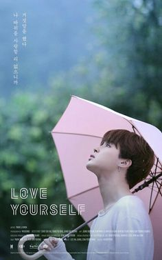 Park Jimin | Love yourself