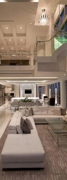 Stunning Home Interiors #home #decor #elegant #luxury