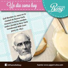 #Origen  de la #leche condensada  #Postres #Puebla  www.facebook.com/ElPostreDeRosy