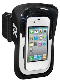 Fit #waterproof armband for smartphones - perfect for working out