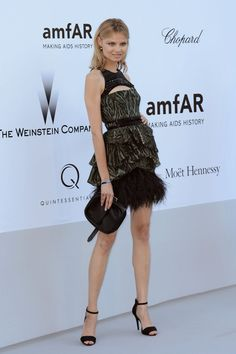 Celebrity Fashion at Cannes Film Festival 2012 Photo 45