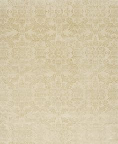 From the Nairamat Collection, the Dutchess Cream Rug. This one of a kind rug is handwoven from 100% Tibetan Wool in Nepal, and is exclusive to STARK. Design # NAIR 279427B #StarkCarpet #StarkTouch
