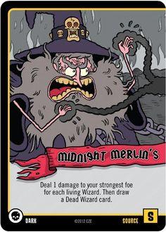 Epic Spell Wars of the Battle Wizards: Duel at Mt. Skullzfyre — настольная игра . Купить в Минске