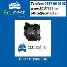 Reparatii electronice mecatronica cutiei automate DSG7 DQ500 0BH . #ClujNapoca #Cluj #Romania #Mecatronica #CutiiAutomate #Electronica #Audi #VW #DSG7 #0BH #DQ500 #TCU #ecutest - testare mecatronica - reparatie de natura electronica si hidraulica a mecatronicii - reprogramari software - update software - clonari software Contacteaza-ne : Tel : 0757 06 01 33 www.ecutest.ro Software, Volvo, Jaguar, Audi, Movie Posters, Film Poster, Billboard, Film Posters