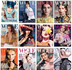 Fashion world :Best of 2015- can't get enough of Vogue Russia! ~ Perfashionista