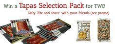 Ham, Tapas, The Selection, Packing, Facebook, Link, Bag Packaging, Hams