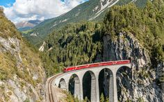 The mountainous country has no shortage of bucket list train trips. How to choose? Read on for our picks.