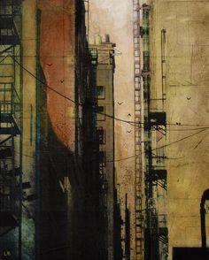 SELECTED WORKS | The Art of Liz Brizzi - Liz Brizzi - pintures arquitectòniques - http://lizbrizzi.com/