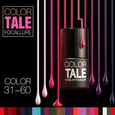 1Pcs 90 Colors Nail Gel Long-lasting Soak-off Nail Led UV Summer Hot Nail Polish Nail Colors Gel Polish Art 31-60