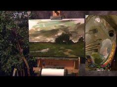 Dennis Sheehan Painting Demo - YouTube