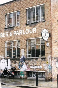 Exploring East London // Shoreditch borough
