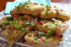 Guy Fieri Recipe | Garlic Bread | GUY GONE VEGAN