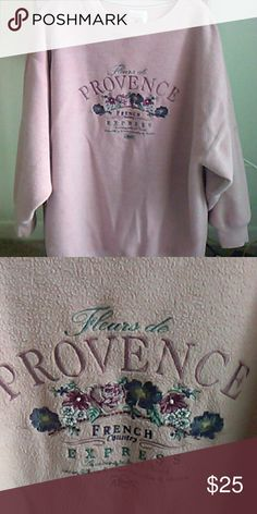 New ! Oversized pink  sweatshirt Inside out design. Very comfy and warm Express Tops Sweatshirts & Hoodies