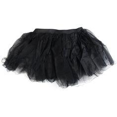 Neon Hen Fancy Dress Party UV Flo Tutu Skirt Women UK Sizes Available... ❤ liked on Polyvore