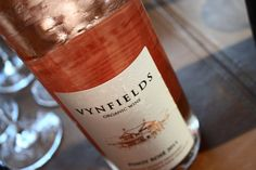 Vynfields Pinot Noir Rose 2011 – organic wine from Martinborough, NZ Organic Wine, Pinot Noir, Bottle, Rose, Wine, Pink, Flask, Roses, Jars