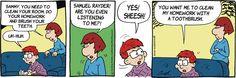 Lola Comic Strip, January 04, 2016 on GoComics.com
