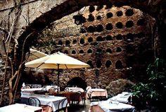 Hostaria Antica Roma, Via Appia Antica